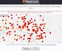 Paris Foodies : l'application mobile pour les terrasses ouvertes