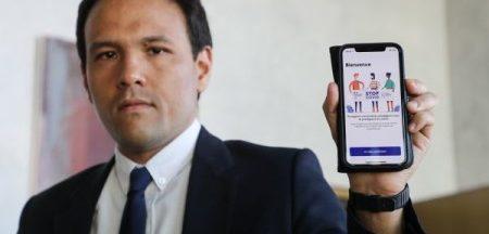 Application StopCovid pour Android et iPhone présentée par le secrétaire d'Etat au numérique Cédric O