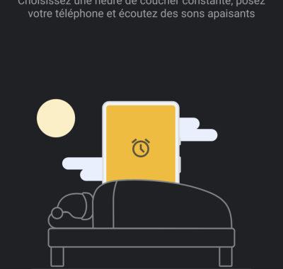 Mieux dormir avec l'application Horloge de Google Pixel mise à jour