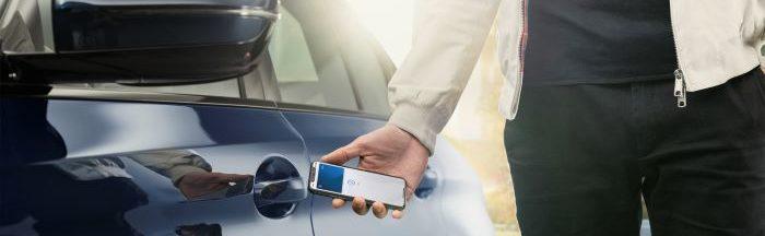 Chez BMW, certains conducteurs vont pouvoir déverrouiller leur voiture directement avec leur iPhone.