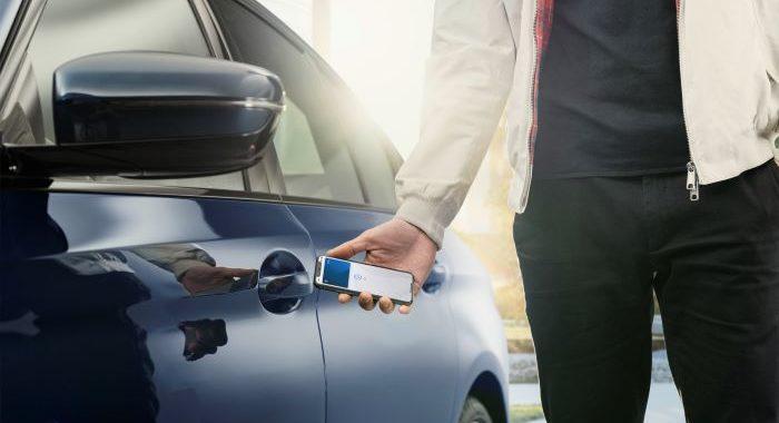L'iPhone va remplacer la clé de voiture chez BMW
