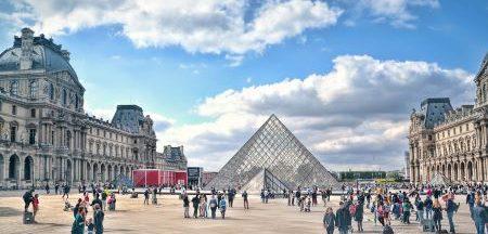 Visite virtuelle du Louvre avec l'appli Android et IPhone
