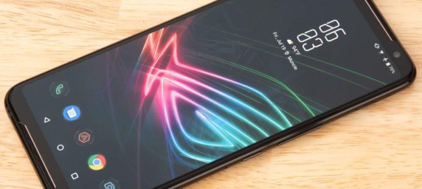 Le prochain smartphone de gaming d'ASUS sera dévoilé le 22 juillet (A vos agendas !)