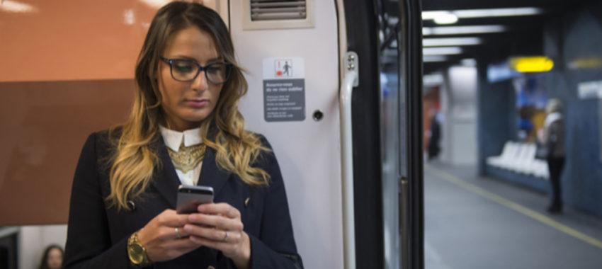 Réseau 4G : le métro parisien enfin couvert entièrement
