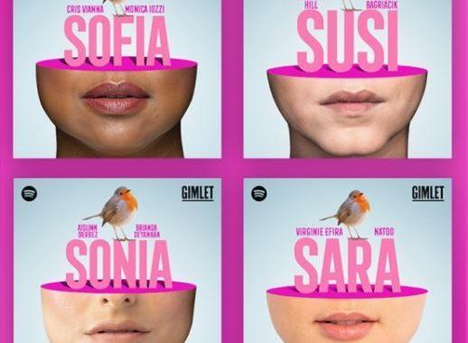 «Sara», l'adaptation du podcast de fiction «Sandra», sort en français et trois autres langues