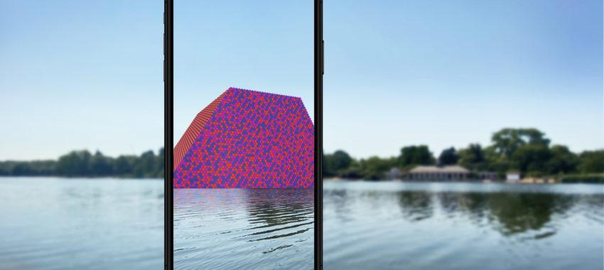 Acute Art : collectionnez des œuvres d'art en réalité augmentée