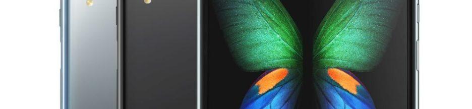 La Galaxy Fold avait défrayé la chronique à sa sortie (photographié ici), mais une seconde génération devrait être présentée à l'occasion de l'événement Galaxy Unpacked de Samsung en août.