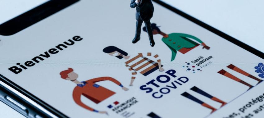 L'application StopCovid permet de lutter contre la Covid-19