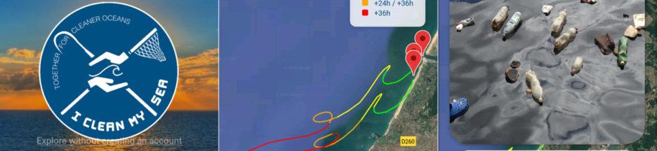 Application I Clean My Sea pour lutter contre les dechets dans l ocean