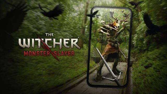 The Witcher : Monster Slayer, nouveau jeu mobile tiré de la saga fantastique