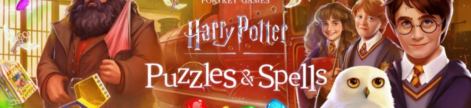 Harry Potter, un jeu sur mobile propose par la societe de jeux Zynga
