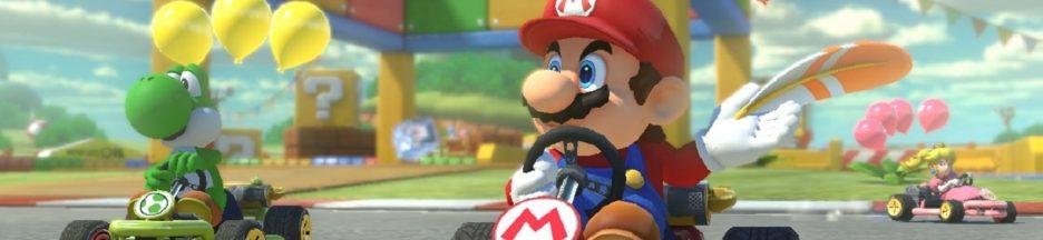 Mario Kart, le jeu et sa musique cartonnent sur le reseau social TikTok