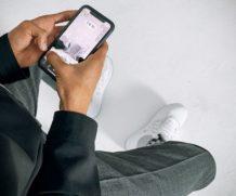 Dior et realite augmentee sur Snapchat, essayiez leurs nouvelles sneakers depuis son salon