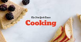 New York Times Cooking : une appli à tester
