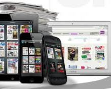 La presse digitale séduit davantage les Français !