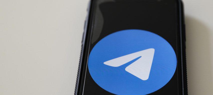 Application de messagerie : Telegram devient l'appli la plus téléchargée en janvier
