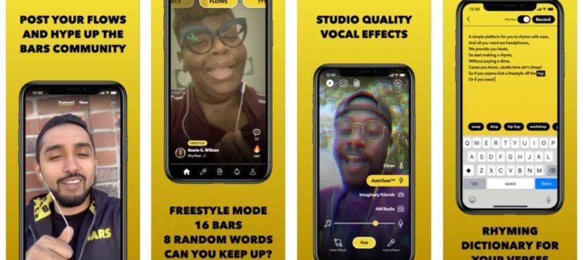 BARS, une nouvelle appli destinée aux rappeurs !