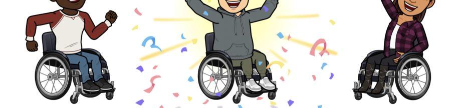 Snapchat mise sur l inclusivite avec des avatars en fauteuil roulant
