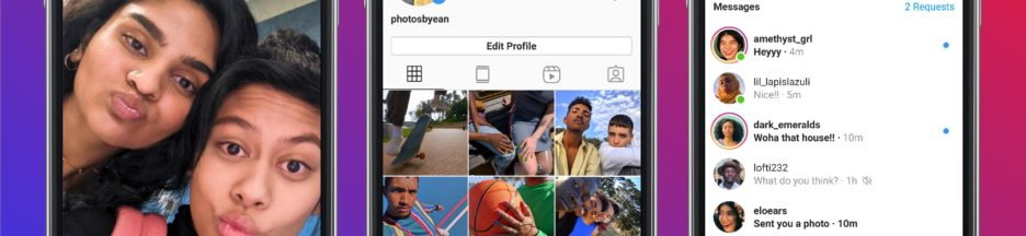 Instagram Lite, reseau social allege par Facebook dispo en France