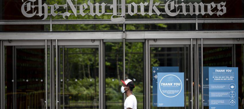 Le New York Times s'adapte à la technologie