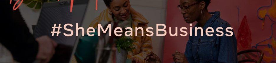 SheMeansBusiness, le reseau social Facebook et les femmes entrepreneurs