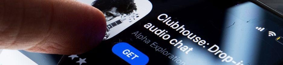 Clubhouse, l application sur iOS lance la fonctionnalite audio spatial