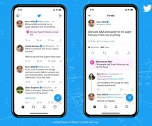 Twitter propose finalement les Super Follows !